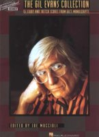 Poems for Gil Evans, a book by R.Overton